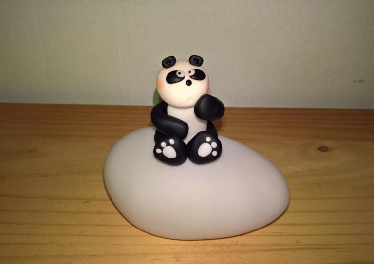 Veilleuse Panda trop mignon